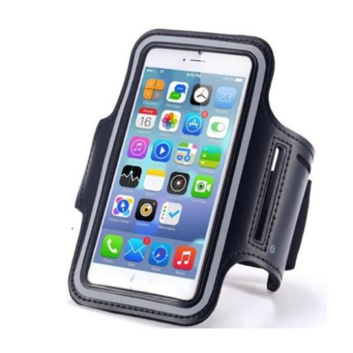 "iPhone 6/6 Plus Sports Armband (5.75"" ) Black"