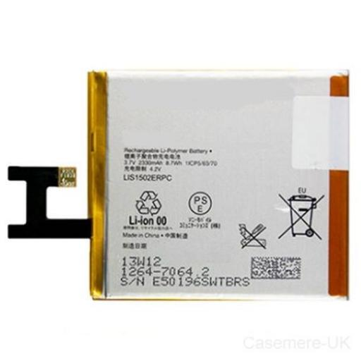 Sony Xperia Z L36H Lt36I C6602 C6603 2330 Battery