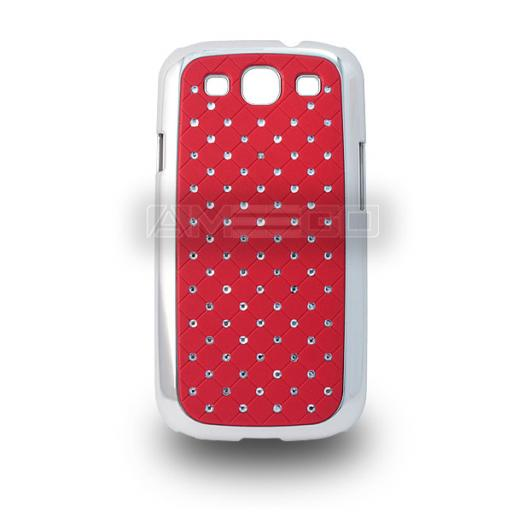 Samsung S3 i9300 Diamond Hardback Case - Various Colours