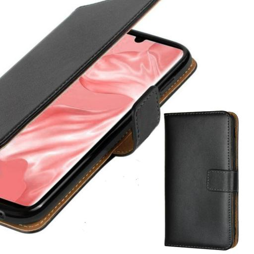 Huawei P30 Pro Genuine Leather Wallet