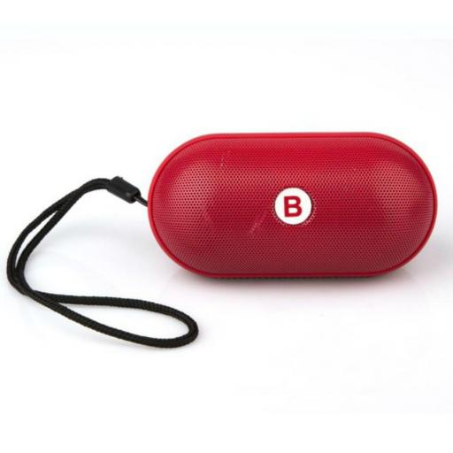 YPS-B15 Portable NFC pill Capsule Bluetooth Wireless Mini Stereo Speaker