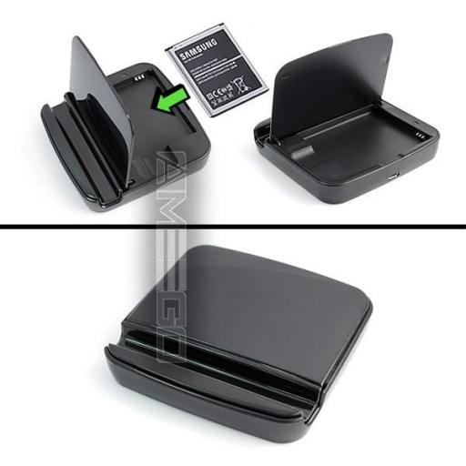 Samsung S4 Battery Charging Holder Dock Station GT-i950