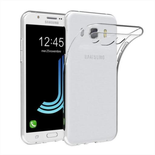 Samsung J5 2016 Clear Gel Back