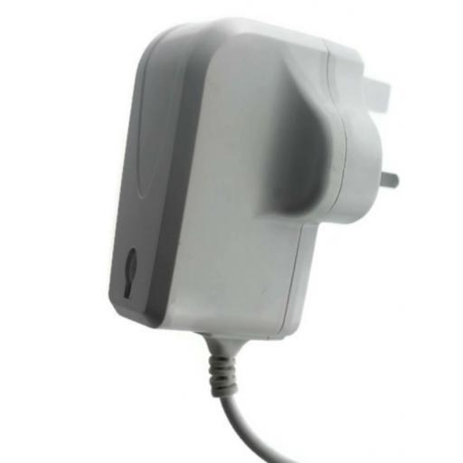 3 Mains Charger 2 AMP - Black or White