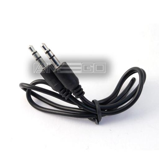 Audio Cable - Black or White Colour