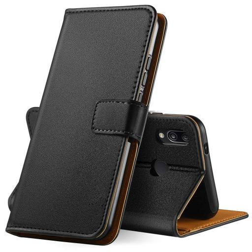 Huawei P20 Lite Genuine Leather Wallet