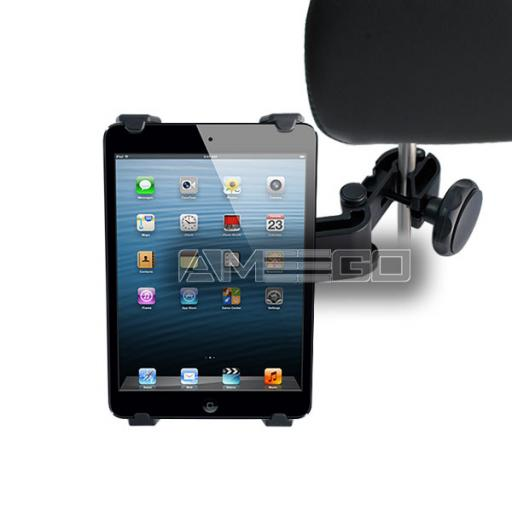 *Car Headrest Mount & Holder for Tablet / iPad / iPad Mini