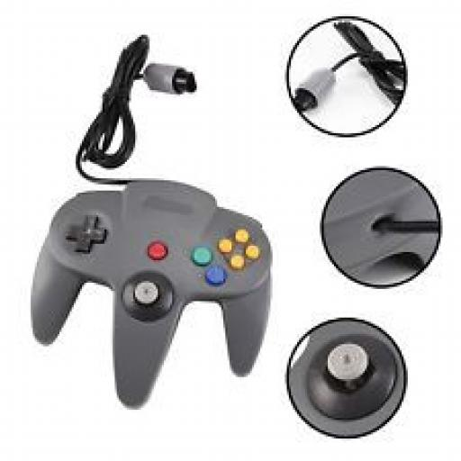 Nintendo N64 Wired Controller