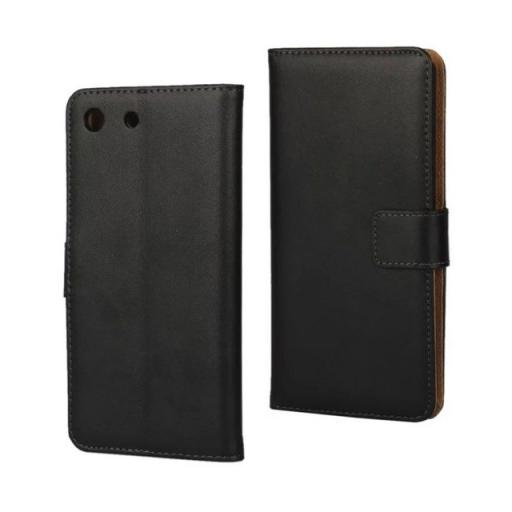 Sony Xperia M5 PU Wallet Case