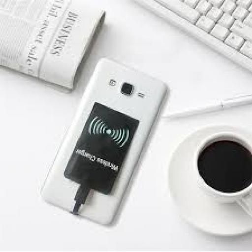 Wireless Charging Receiver Qi DC5V/1A to DC5V/800mA for USB-C