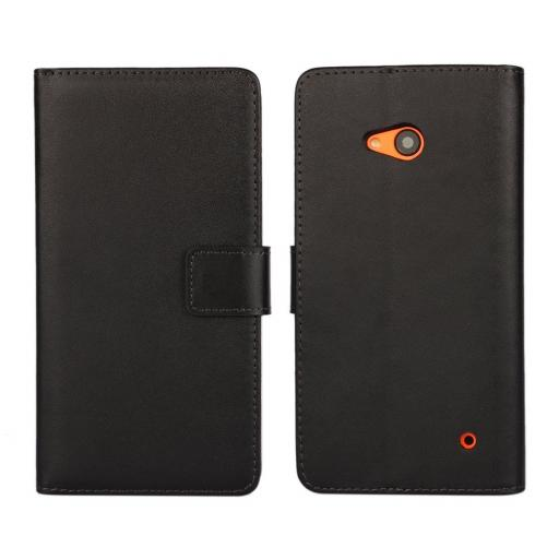 Nokia Lumia 640 Genuine Leather Wallet