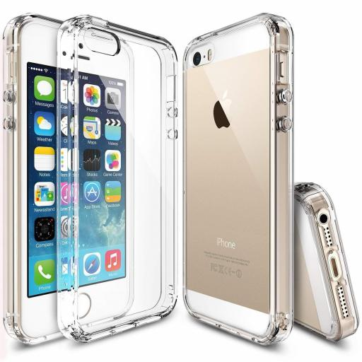 iPhone 5/5S/SE Gel Back