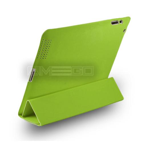 iPad 2/3/4 Ultra Smart Case with Soft Back - Various Colours