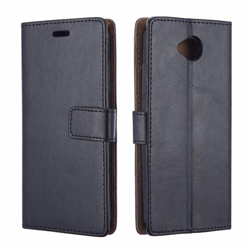 Nokia Lumia 650 Genuine Leather Wallet