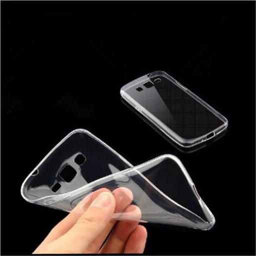 S3 Clear Gel Back case
