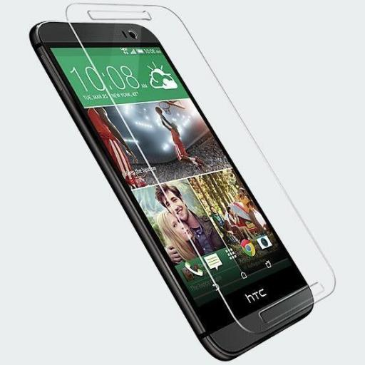 HTC 2.5D Tempered Glass
