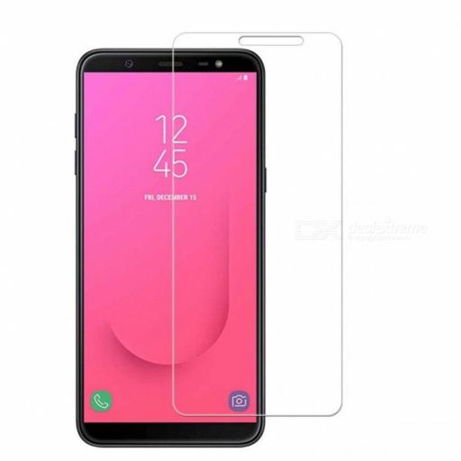 J6 2018 2.5D Tempered Glass Screen Protector