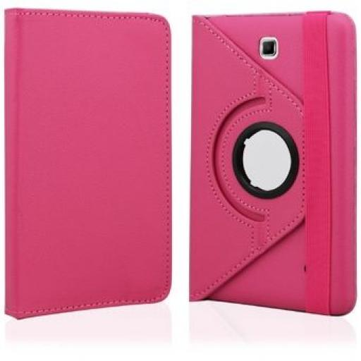 Samsung Galaxy Tab 4 7'' T230 Rotating 360 Case Cover - 7 Colours