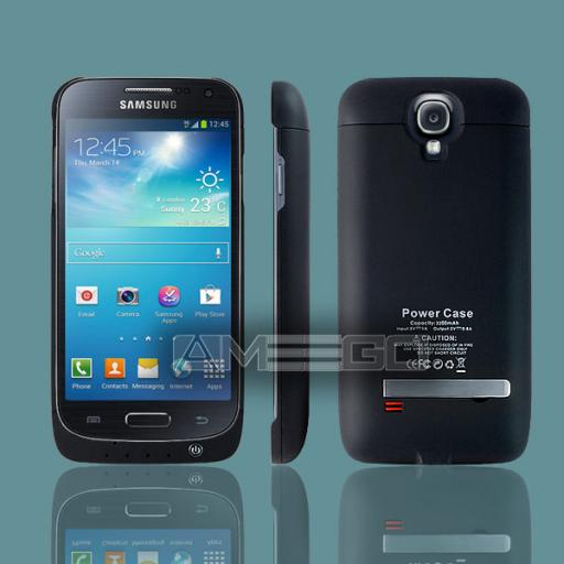 3200mAh Samsung S4 Power Case