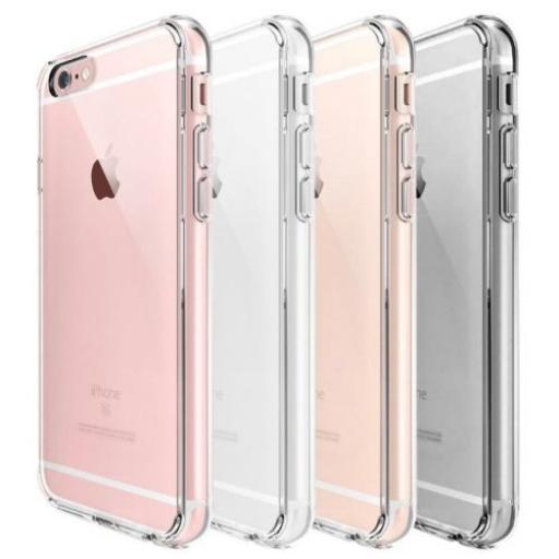 iPhone 6/6S Clear Gel Back