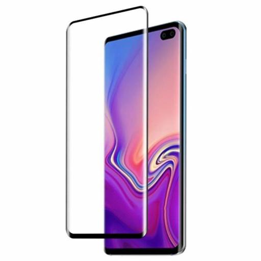 S10 Plus 2.5D Tempered Glass
