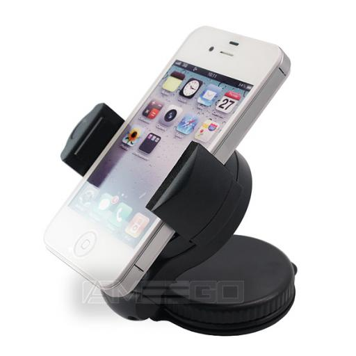 Universal Mini Car Holder for Smart Phones (55-90mm)