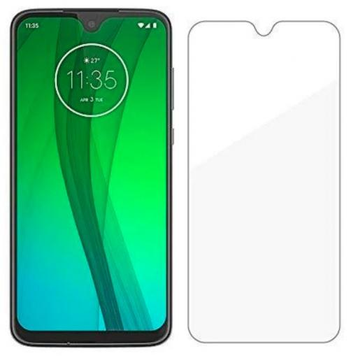 Motorola G7 Tempered Glass
