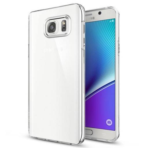 Note 5 TPU Clear Gel Back