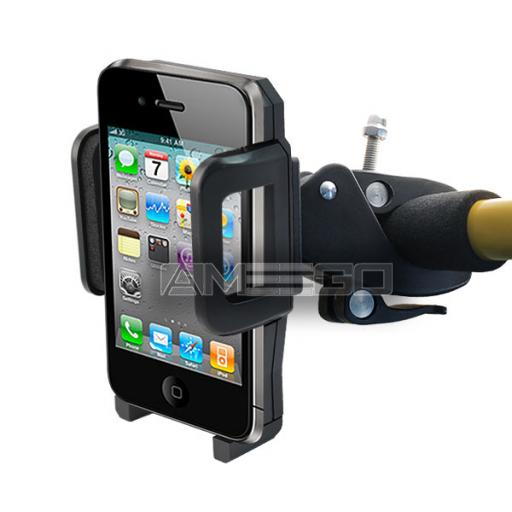 On-Bike Phone Holder