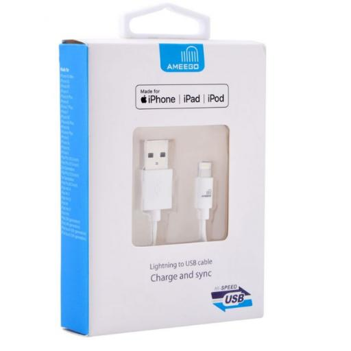 Apple MFi Certified Data and Charge Cable