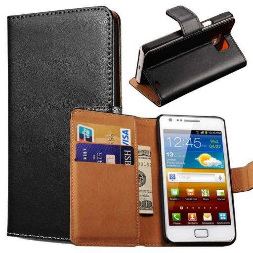 S2 Genuine Leather Wallet