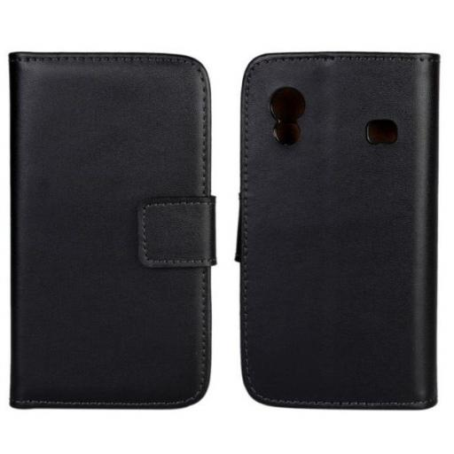 Samsung Galaxy Ace (S5830) Genuine Leather Wallet