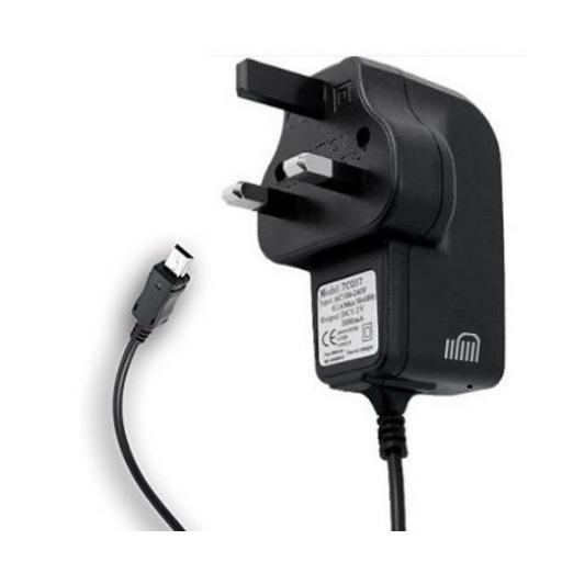 Universal Mini USB/V3 Mains Charger 1 AMP