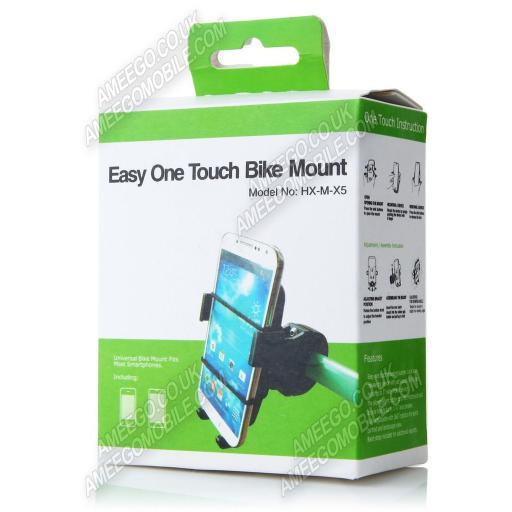 Easy One Touch Bike Mount