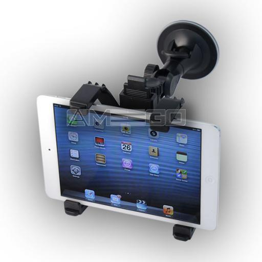 Car Holder for iPad, Tablet, GPS, DVD & TV (95mm-190mm)