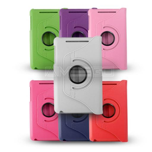 "Google Nexus 7"" 360 Rotating Case - Various Colours"