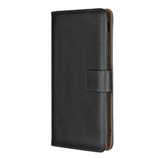 Samsung J7 2018 Genuine Leather Wallet