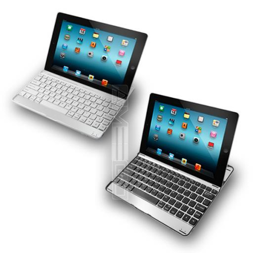 Bluetooth Keyboard for iPad - Black or White Colour