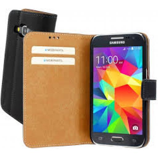 Samsung Galaxy Core Prime Genuine Leather Wallet
