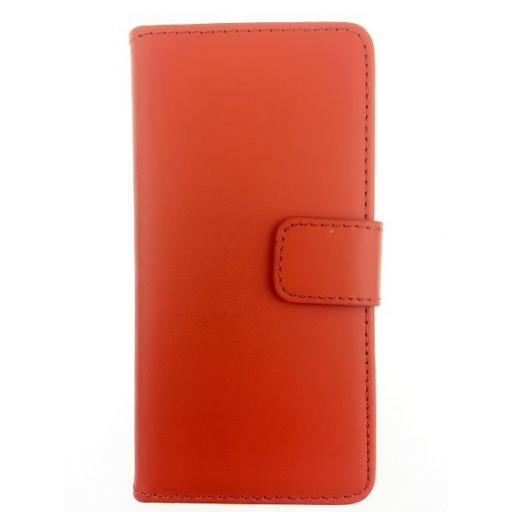 8 Genuine Leather Wallet Case