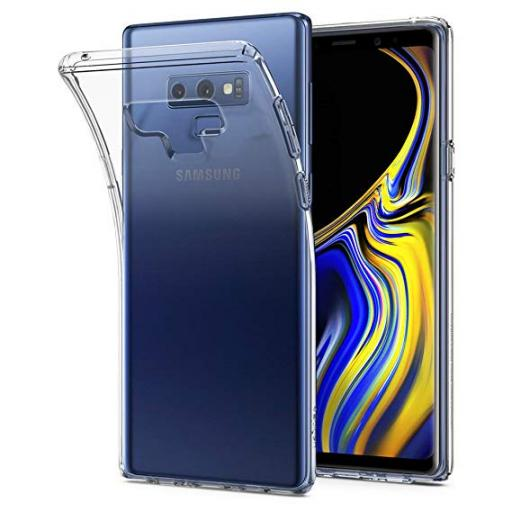 Note 9 Clear Gel Back