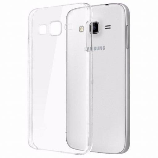 Samsung J3 2016 Clear Gel Back