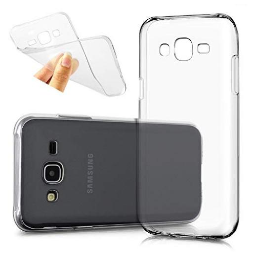 Samsung J5 2015 Clear Gel Back