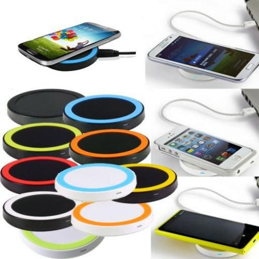 Wireless Charger - Qi Enabled Devices