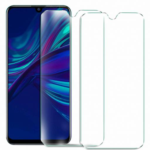 Huawei Y7 Pro 2019 2.5D Tempered Glass