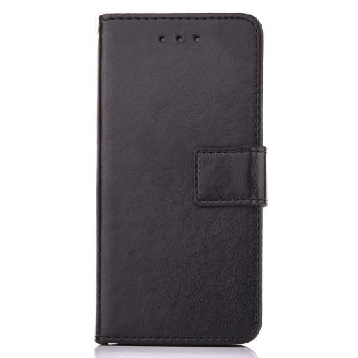 Huawei Y7Prime 2019 Genuine Leather Wallet Case