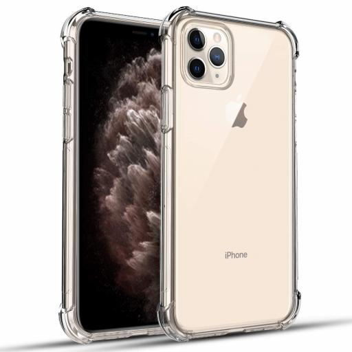 iPhone 11 Pro Max Clear Gel Case