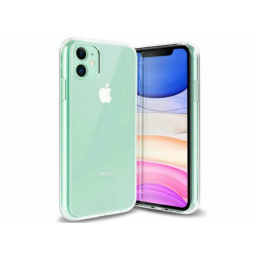 iPhone 11 Clear Gel Case