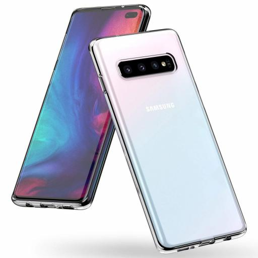 Samsung Galaxy S10 Clear Gel Back