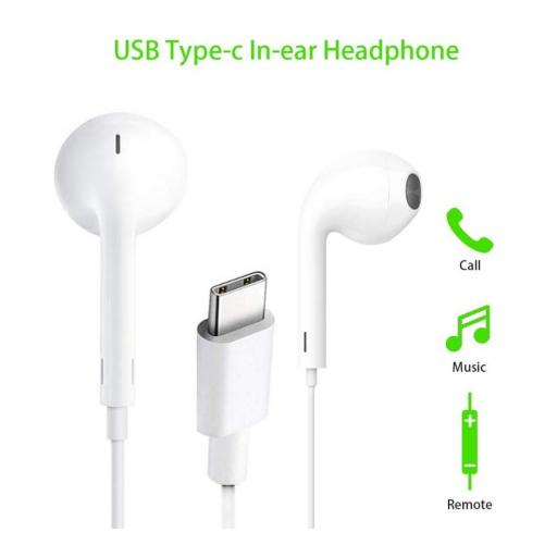 High Quality Type C Handsfree